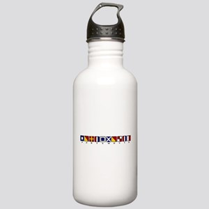 Nautical Portsmouth Stainless Water Bottle 1.0L