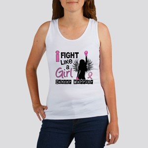 Licensed Fight Like a Girl 26W Women's Tank Top