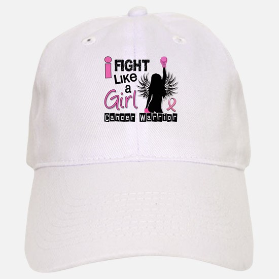 Licensed Fight Like a Girl 26W Cap