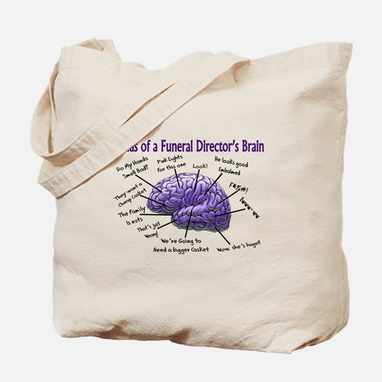 Funeral Director/Mortician Tote Bag