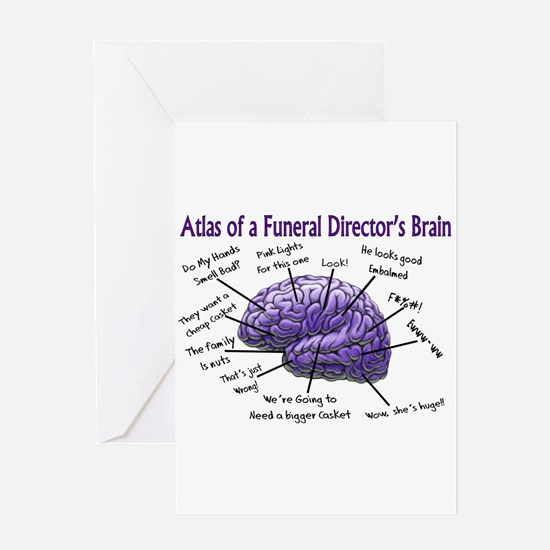 Funeral Director/Mortician Greeting Card