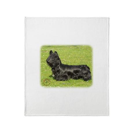 Skye Terrier 8P099D-13 Throw Blanket