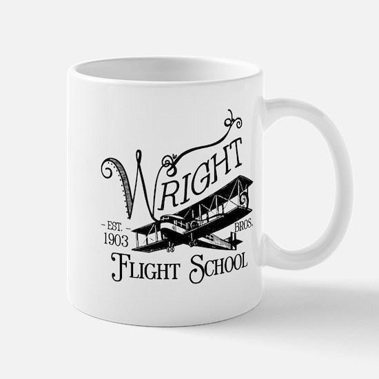 Wright Bros. Flight School Mug