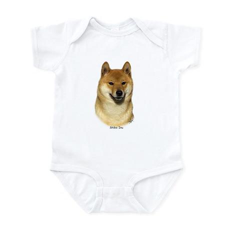 Shiba Inu 9T060D-009 Infant Bodysuit