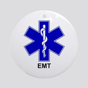 BSL - EMT Ornament (Round)