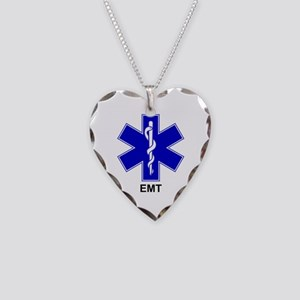 BSL - EMT Necklace Heart Charm