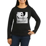 Reggie's Clever Ruse (no text) Women's Long Sleeve