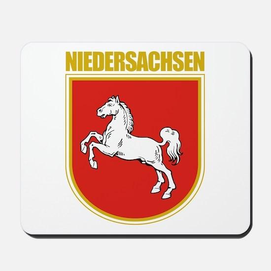 Niedersachsen (Lower Saxony) Mousepad