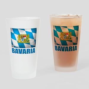 Bavaria/Bayern Drinking Glass