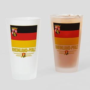 Rheinland-Pfalz Pride Drinking Glass