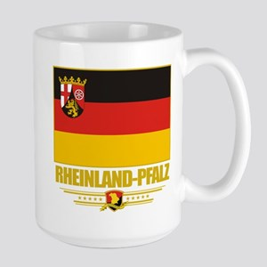 Rheinland-Pfalz Pride Large Mug