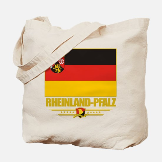Rheinland-Pfalz Pride Tote Bag
