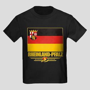 Rheinland-Pfalz Pride Kids Dark T-Shirt