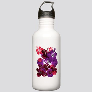 Hibiscus Stainless Water Bottle 1.0L