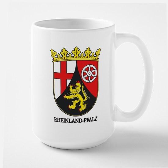 Rheinland-Falz COA Large Mug