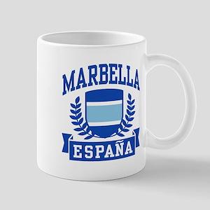 Marbella Espana Mug