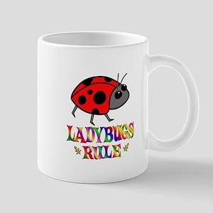 Fun Ladybugs Rule Mug
