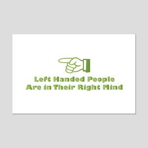 Right Mind Mini Poster Print