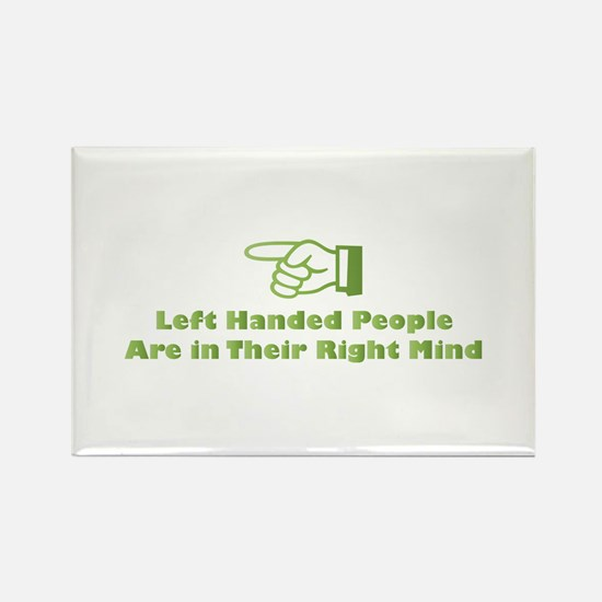Right Mind Rectangle Magnet (10 pack)