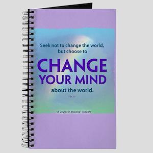 ACIM-Change Your Mind Househo Journal