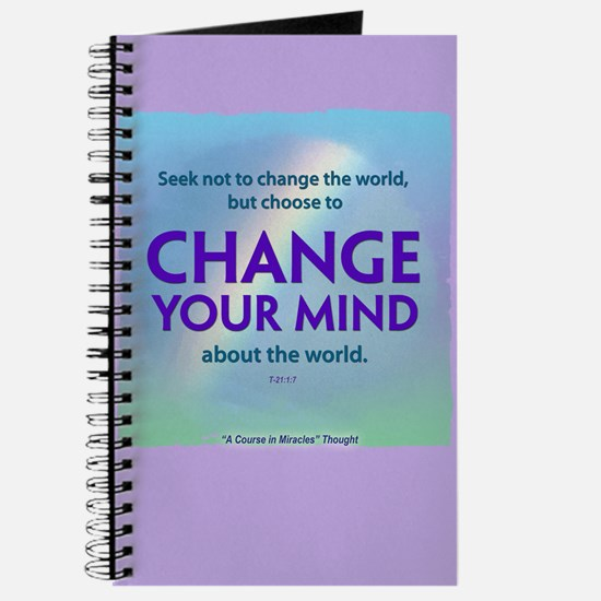 ACIM-Change Your Mind Househo Journal
