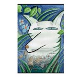 Catfox Postcards (package Of 8)