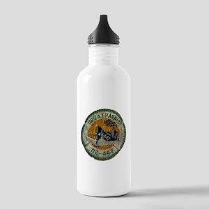 USS ALBERT T. HARRIS Stainless Water Bottle 1.0L