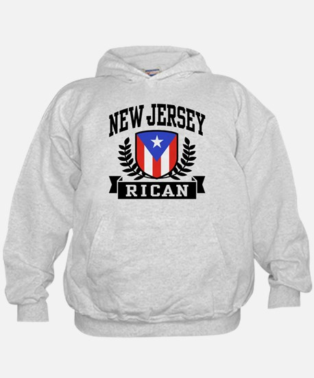 New Jersey Rican Hoodie