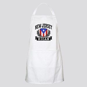 New Jersey Rican Apron