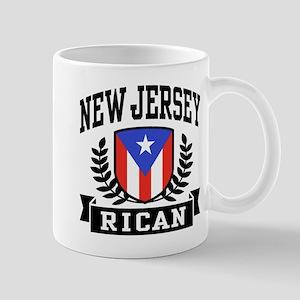 New Jersey Rican Mug