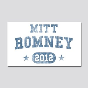 'Vintage' Mitt Romney Car Magnet 20 x 12