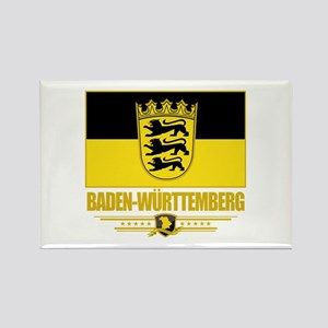 Baden-Wurttemberg Pride Rectangle Magnet