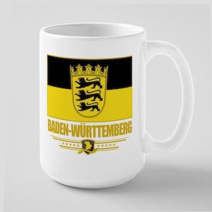 Baden-Wurttemberg Pride Large Mug