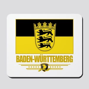 Baden-Wurttemberg Pride Mousepad