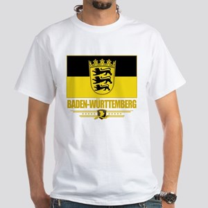 Baden-Wurttemberg Pride White T-Shirt
