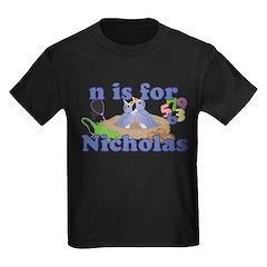 N is for Nicholas T