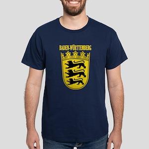 Baden-Wurttemberg COA Dark T-Shirt