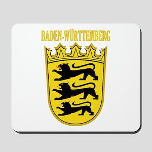 Baden-Wurttemberg COA Mousepad