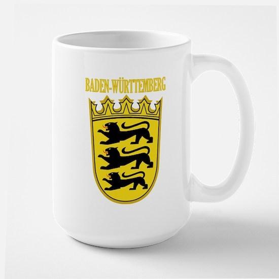 Baden-Wurttemberg COA Large Mug