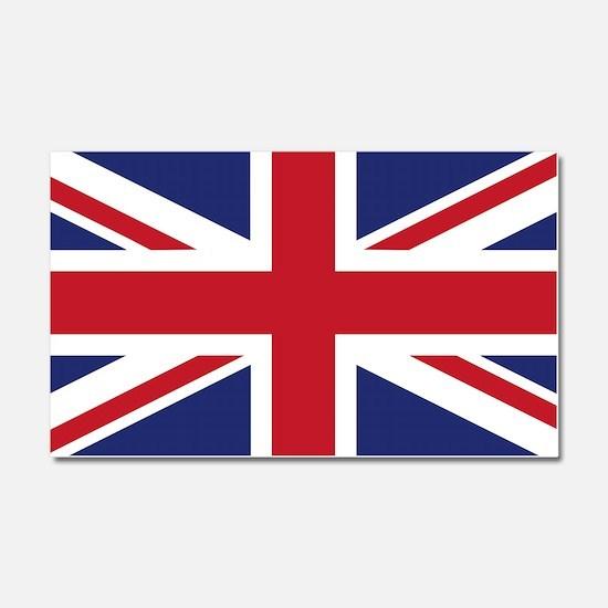 Flag of the United Kingdom Car Magnet 20 x 12