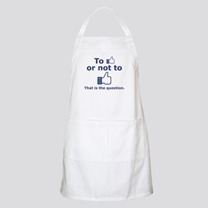 """""""To Like or Not to Like"""" Apron"""