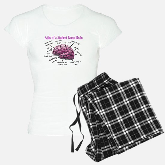 Nursing Student IV 2011 pajamas