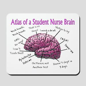 Nursing Student IV 2011 Mousepad