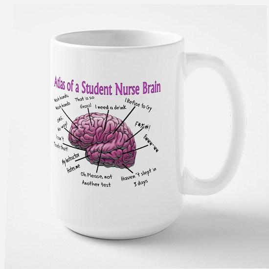 Nursing Student IV 2011 Large Mug