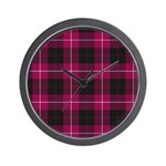 Tartan - Cunningham Wall Clock