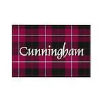 Tartan - Cunningham Rectangle Magnet (10 pack)