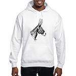 Donkey Hooded Sweatshirt