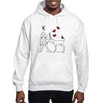 How to get a mule Hooded Sweatshirt
