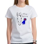 First in My Heart Women's T-Shirt