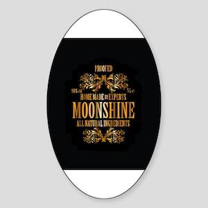 moonshine-label-002 Sticker